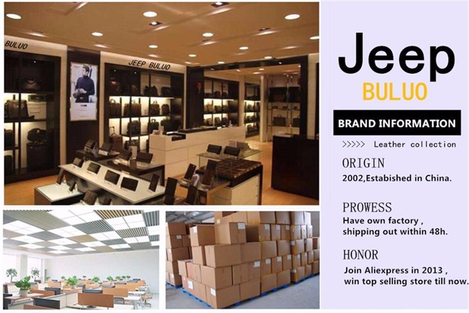 JEEP BULUO Luxury Brand Men Messenger Bags Crossbody Business Casual Handbag Male Spliter Leather Shoulder Bag Large Capacity 31