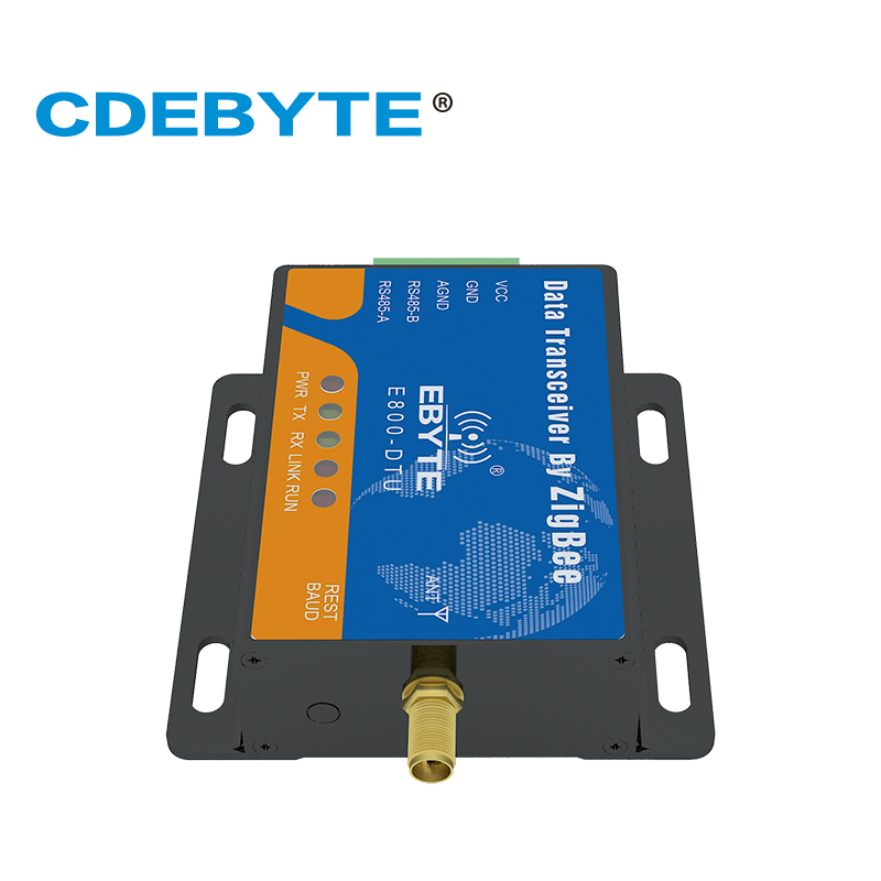Image 5 - Zigbee CC2530 Module E800 DTU(Z2530 2G4 20) RS485 240MHz 20dBm Mesh Network  Ad Hoc Network 2.4GHz Zigbee rf Transceiver-in Fixed Wireless Terminals from Cellphones & Telecommunications