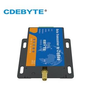 Image 5 - Zigbee cc2530 módulo E800 DTU (Z2530 485 20) rs485 240 mhz rede de malha 20dbm ad hoc rede 2.4 ghz zigbee rf transceptor