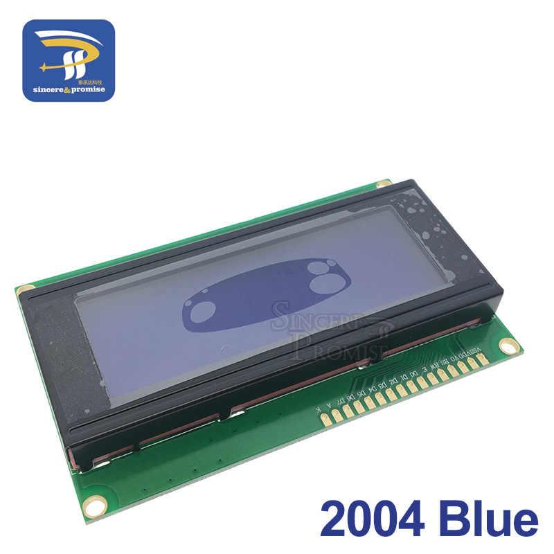Lcd ekran devre kartı modülü 1602 2004 12864 PCF8574T PCF8574 IIC/I2C Arayüzü Adaptörü Plaka 5 V Mavi/Sarı Yeşil Ekran arduino için