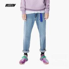 VIISHOW Streetwear Pantalon Hombre Denim Men Pants Brand Men's jeans 2018 New Fashion Hip Hop Men Jeans Homme NC2419183 S-XXXL 2015 jl s xxxl brand new