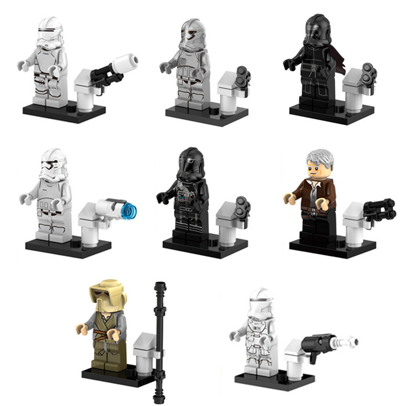Star Wars Rogue One Troopers Minecraft