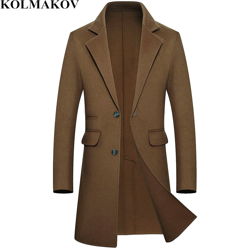 Men's Clothing Jackets 2019 Men Spring Trench Coat Jacket Long Casual Hooded Cardigan Cool Gray/black Color Capes New Autumn Warm Outwear Cardigan Price Remains Stable