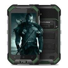Оригинал Blackview BV6000S Смартфон 4.7 «4 Г FDD LTE Android 6.0 Quad Core 2 ГБ 16 ГБ 8.0MP IP68 Водонепроницаемый MT6735 Moblie Телефон