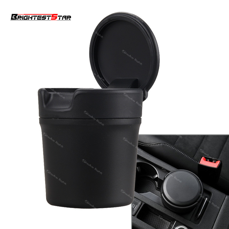 Golf 7 Matte Original Car Ashtray Garbage Coin Storage Cup Container Cigar Ash Tray For VW Golf Golf 7 MK7 Passat B7 Tiguan