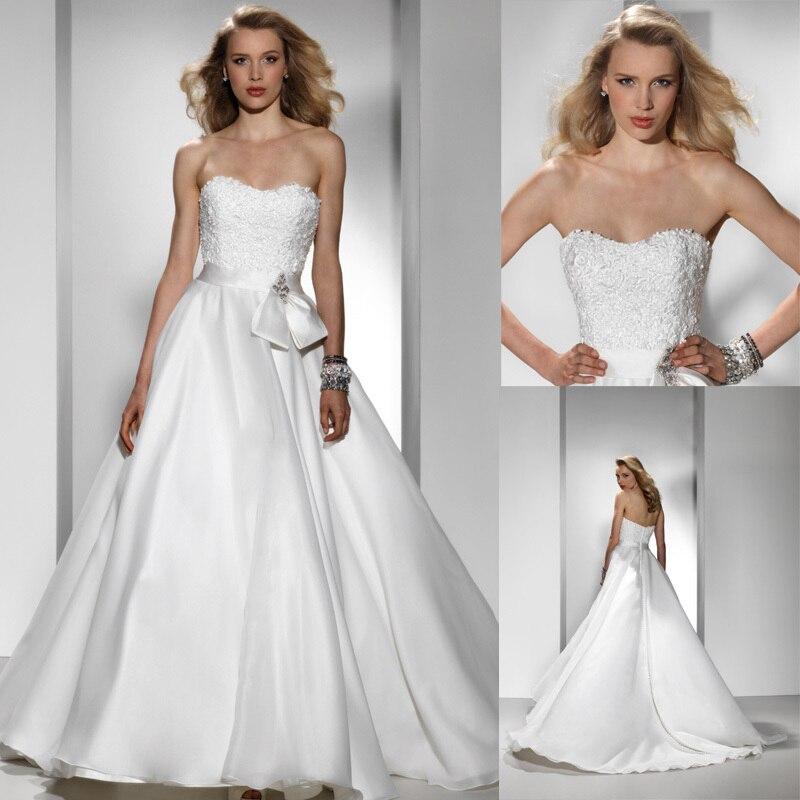 2018 new arrival robe de mariee vestido de noiva a-line cheap long Beautiful organza bridal gown mother of the bride dresses
