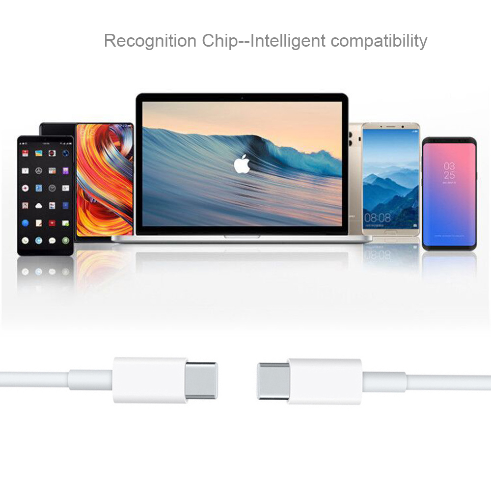 Image 3 - WOTOBE Type C Wall Charger, USB C 65W Power Adapter PD/QC3.0 For MacBook Pro/Air iPad Pro 2018 iPhone For Samsung huawei Nexus-in Mobile Phone Chargers from Cellphones & Telecommunications