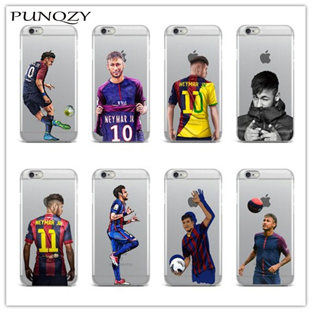 8c52ce91aa47b US $1.0 44% OFF|Messi Neymar Ronaldo Transparent soft silicon TPU case  cover For Apple iphone 8 8plus iphone x iphone 7 7 plus 5S SE 6 6S  Fundas-in ...