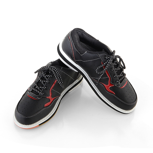 Professional Bowling Shoes Men Light Weight Mesh Breathable Men Sneakers Light Male Shoe Size Eu 38-47 AA10078