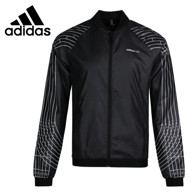 Original New Arrival 2018 Adidas Neo Label M FAV WB Men's jacket Sportswear original new arrival 2018 adidas neo label fav tshirt men s t shirts short sleeve sportswear