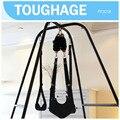 TOUGHAGE Genuine suporte quadro + assento de amor de luxo cadeira de suspensão balanço kit bondage conjuntos móveis para adultos jogos de sexo para adultos