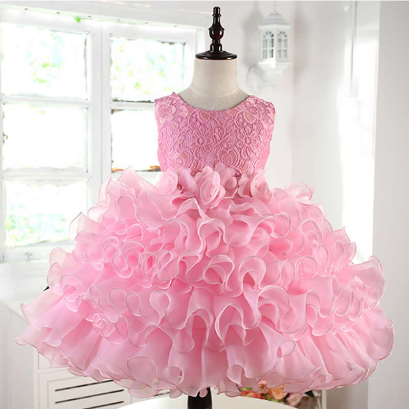 2017 Spring / Summer New Girl Dress Children Princess Dressing Europe Style Dance tutu Dresses Performance Costumes 2016summer new children s clothing children dress girl princess dress tutu dress children in europe and america style lace dress