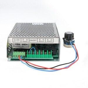 Image 2 - Alimentation électrique Mach3 réglable, 500W, 110V/220V, avec contrôle de vitesse, pour graveur avec moteur à broche CNC