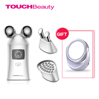 TOUCHBeauty 3 in 1 microcurrent face lift Skin Tightening Rejuvenation Spa for remove Acne, Lighten freckle facial beauty device