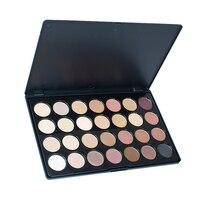 28 Color Eye shadow Palette Neutral Nude Warm Shimmer Matte Eyeshadow Makeup Beauty Palette Set