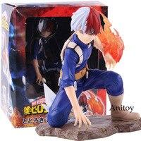 My Hero Academia Todoroki Shoto Statue PVC Shoto Todoroki Action Figure Boku No Hero Academia Collectible Model Toy
