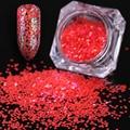 BORN PRETTY Hexagon Nail Glitter Tips Ultra-thin Paillette Sequins Decor Manicure Nail Art Decorations