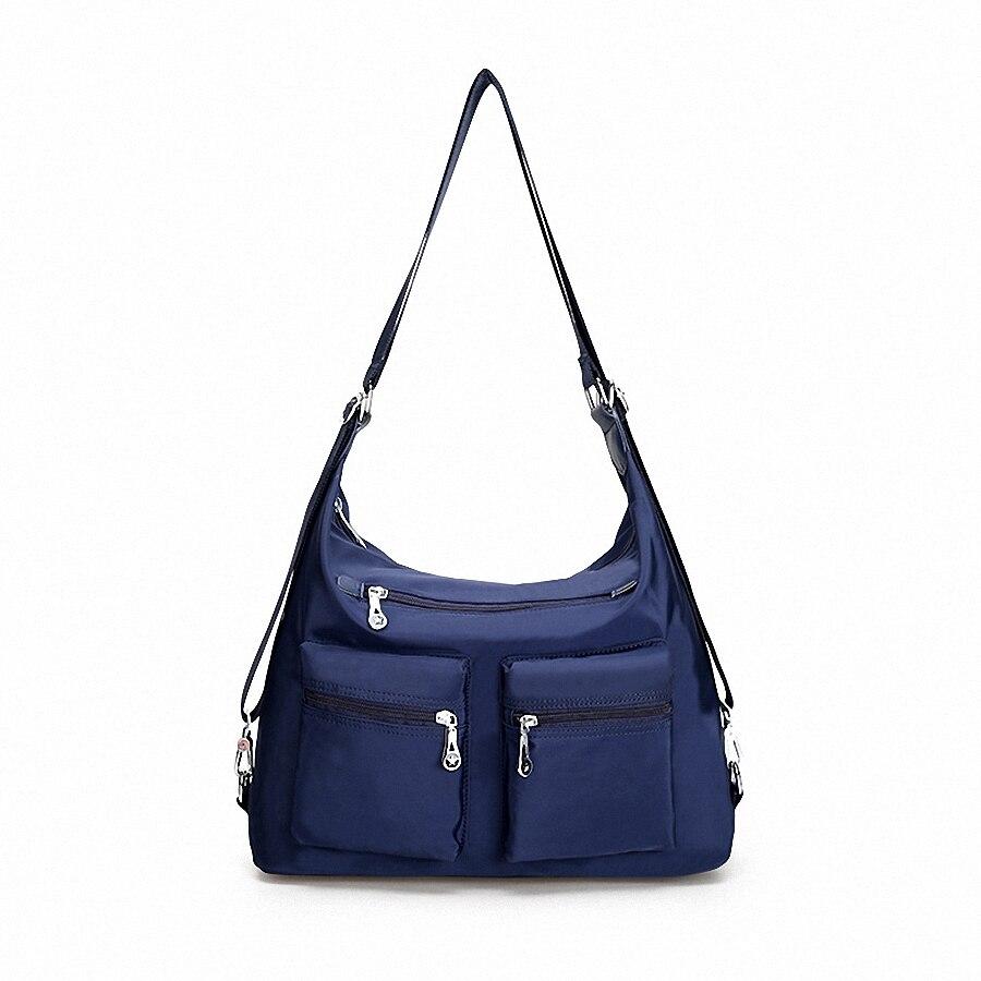 Women Messenger Bags Handbag Waterproof Nylon Shoulder Bag Crossbody Bags For Women Casual Tote bolsa feminina Ladies LI-1699 тушь false lash flutter extra black 7 мл