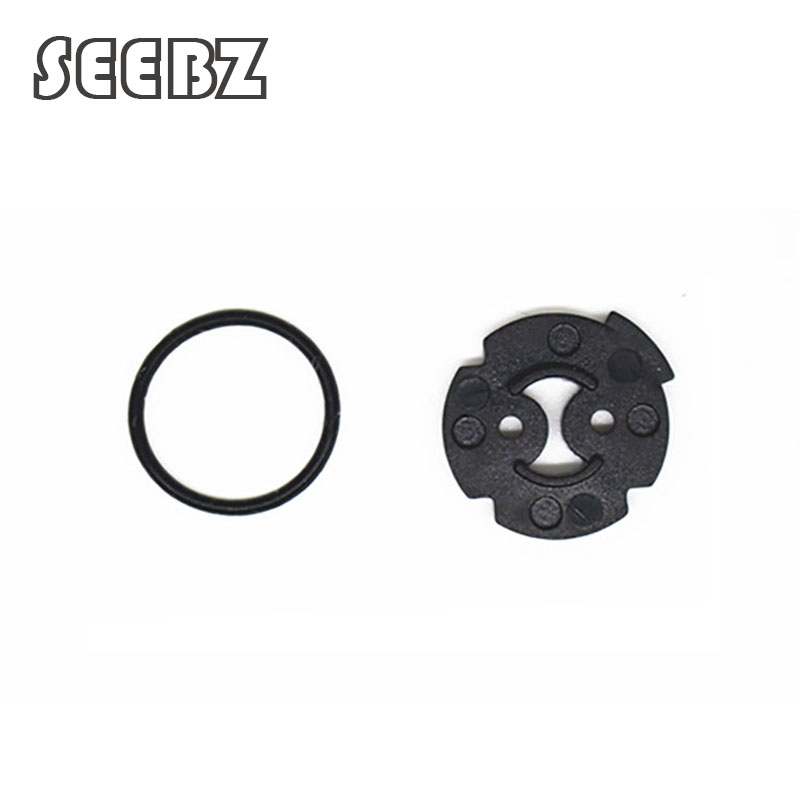 SEEBZ Ring Set Retaining Ring For Symbol MC3000 MC3090 MC3100 MC3190 MC3200 used for symbol mc3090 mc3190 communication station with power adapter 100