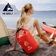 Hewolf 5L 15L 20L 30L Swimming Waterproof Bags Ultralight Swimming Dry Bag Beach Drifting Outdoor Backpack Rafting Travel Bags цена и фото