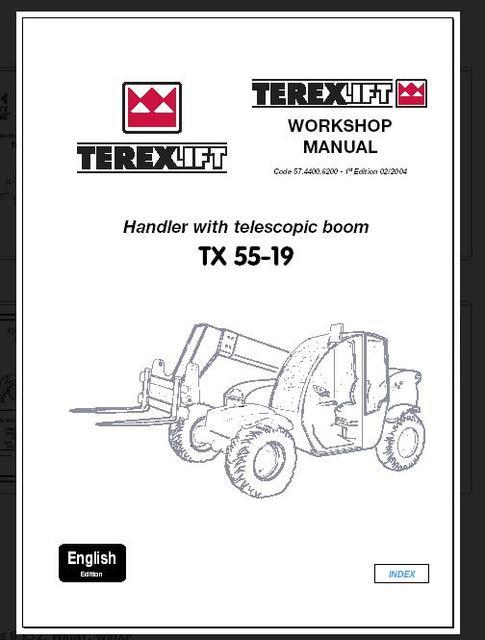 terex lifts workshop manual and parts manuals on aliexpress com rh aliexpress com Terex Crane America Terex Crane Service