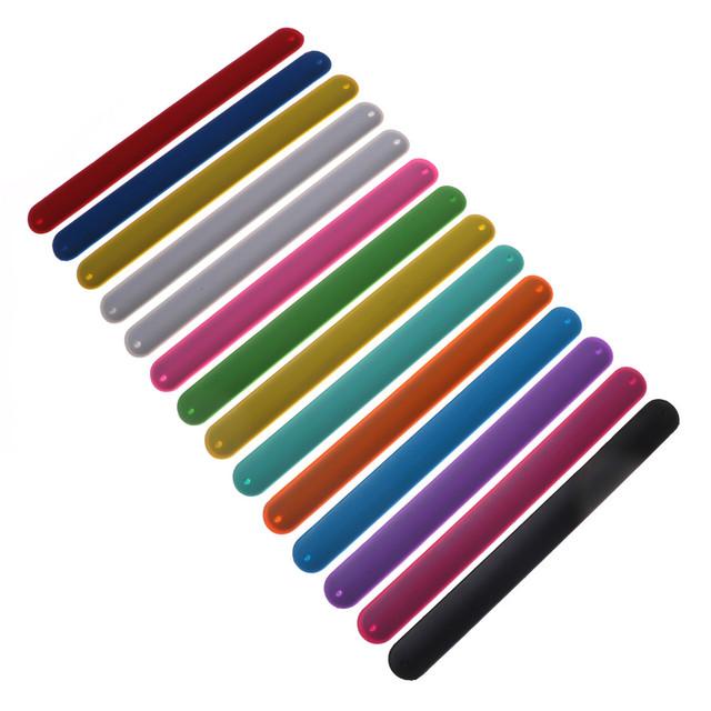 Slap Silicone Bracelets