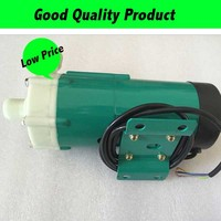 MP 20R/RZ/RX Acid Resistance 220V Plastic Material Magnetic Water Pump