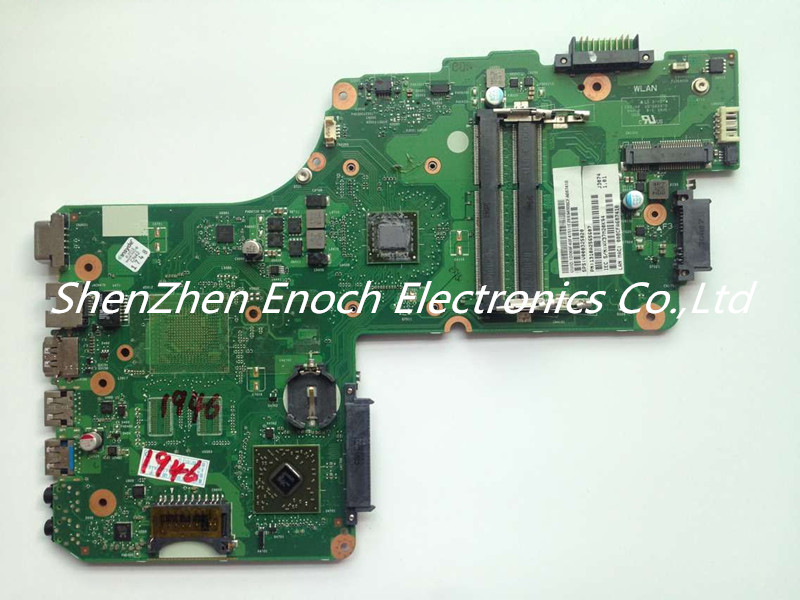 For Toshiba Satellite C55TD C50D C55D DLaptop Motherboard V000325020 Integrated 6050A2565601-MB-A02stock No.999