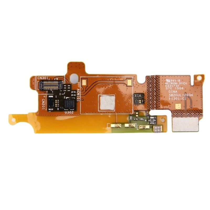 For Sony Xperia T3 D5102 D5103 D5106 Mic Microphone Antenna Flex Board