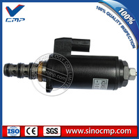 SK210 8 SK250 8 escavadeira Kobelco YN35V00050F1 válvula solenóide KWE5K 31/G24DB50 G24DB50|valve|valve solenoid  -