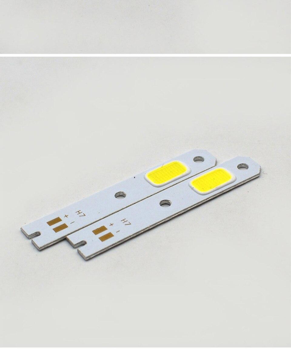 car headlight light source s2 cob light chip on board (8)