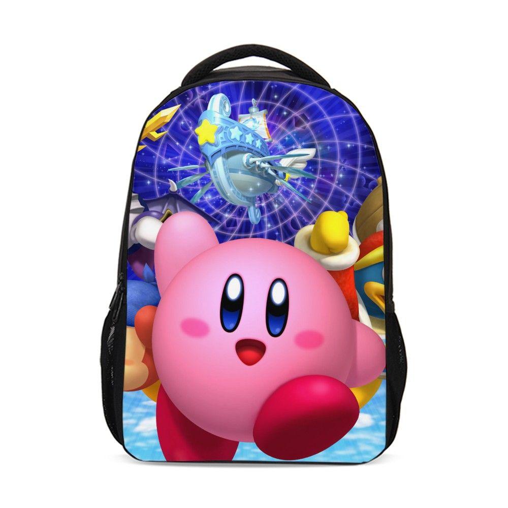 Рюкзак для мальчиков и девочек; модные школьные сумки с милым принтом в стиле аниме Harajuku; школьная сумка для детей подростков; Mochila Escolar