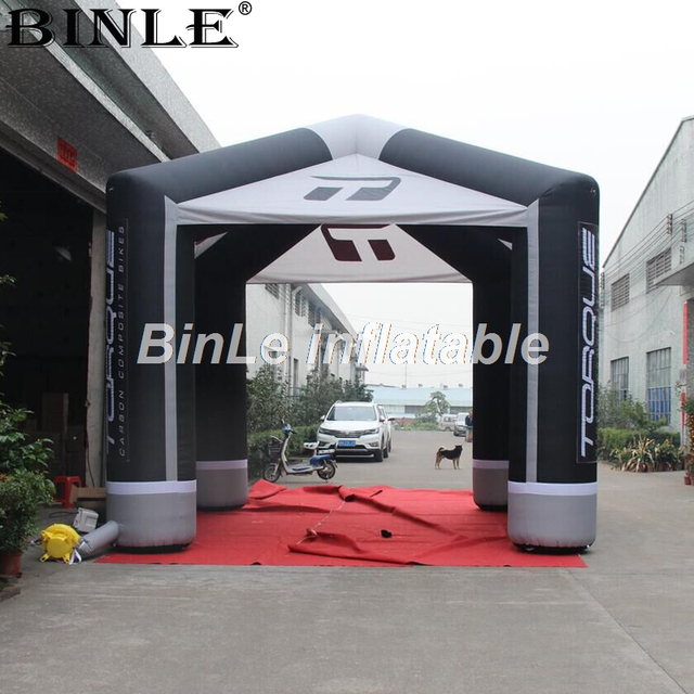 Exhibition Stand For Sale : High quality m commercial inflatable cube tent for trade show