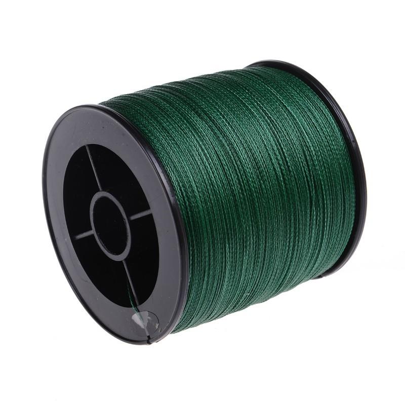 4 strands 500M green (2)