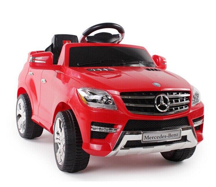 À venda!! Frete grátis 4 corredor bicicleta elétrica criança carro de controle remoto brinquedo do bebê carro sedan bateria qx7996