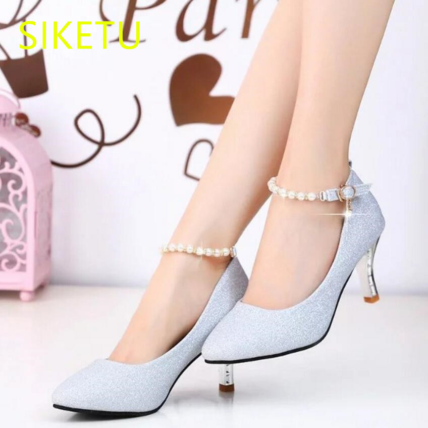 SIKETU Free shipping Spring and autumn high heels shoes Career sex women shoes Wedding shoes Fight color printing pumps g014 siketu 2017 free shipping spring and autumn women shoes high heels shoes wedding shoes nightclub sex rhinestones pumps g148