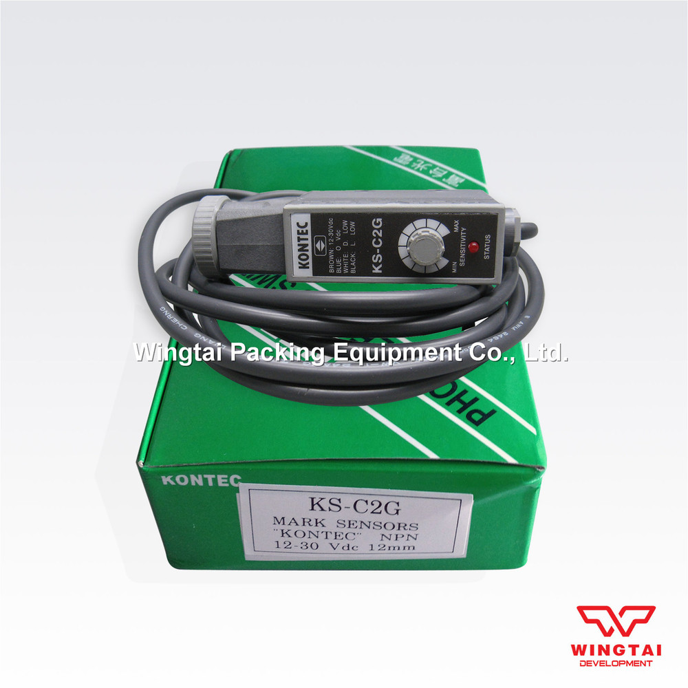 KONTEC KS-C2G Green Light Tracking Sensor Photoelectricity Eye Sensor штатив cheeese chechil 2 light green