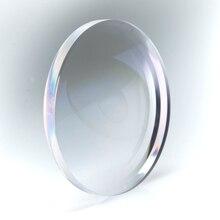 Um par de lentes asféricas lentes prescrição miopia óculos presbiopia lente hmc revestimento anti radiação 1.56 & 1.61 & 1.67 & 1.74