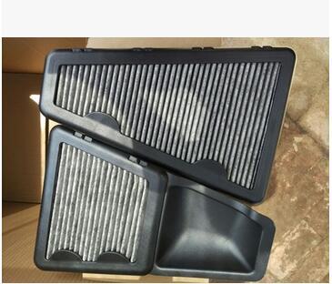 2pcs Engine Auto Cabin Air Filter For Volkswagen Phaeton RH W12 For BENTLEY  Speeding