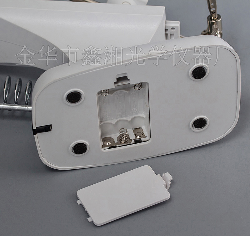 Magnifier Welding LED Magnifier 3X/4.5X magnifying glass Alligator Clip Holder Clamp Helping Hand Soldering Repair Tool