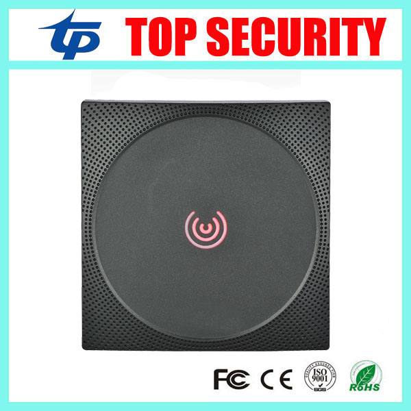 ZK KR601 125KHZ RFID card access control reader door control IP65 waterproof weigand26 card reader EM card smart card reader biometric face and fingerprint access controller tcp ip zk multibio700 facial time attendance and door security control system