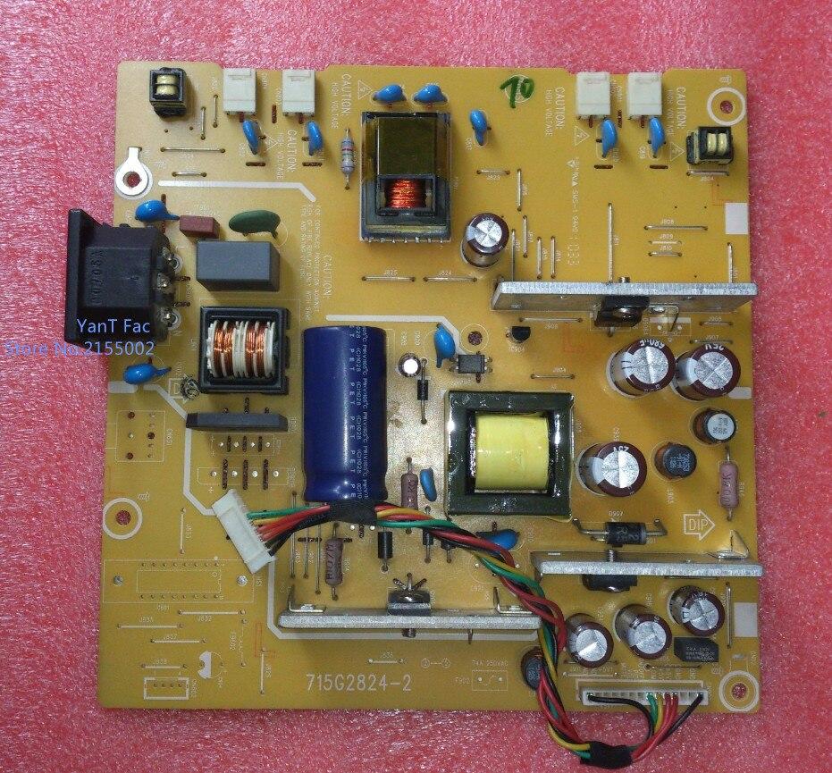 715G2824-2 Power board Good Working Tested casio часы casio sgw 600h 1b коллекция digital