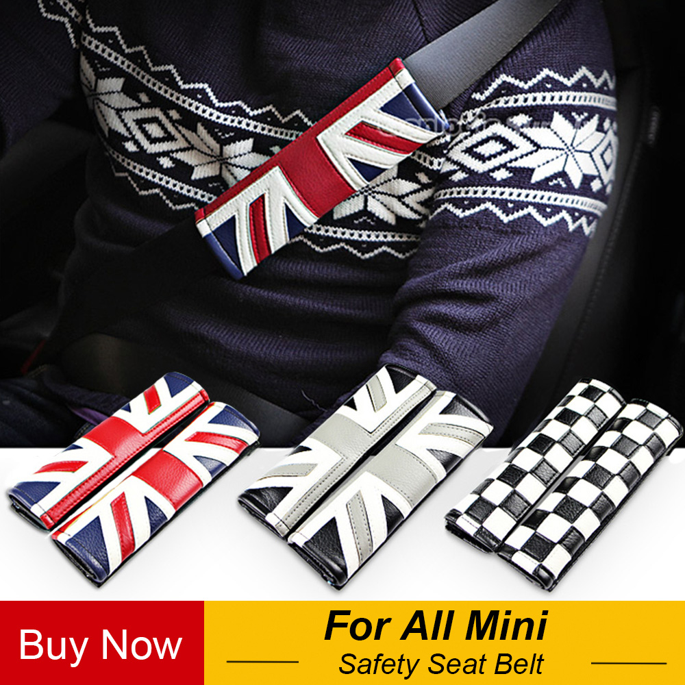 Automobiles & Motorcycles 1pcs For Car Seat Belt Clip Extender For Mini Cooper Countryman Clubman R55 R56 R57 R58 R59 R60 R61 Auto Accessories