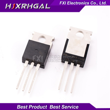 10PCS IRF510 IRF520 IRF540 IRF640 IRF740 IRF840 LM317T Transistor TO-220 TO220 IRF840PBF IRF510PBF IRF520PBF IRF740PBF LM317