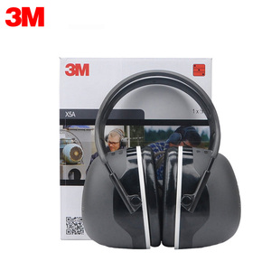 Image 3 - 3M PELTOR X5A Earmuffs Comfortable Sound Insulation Earmuffs Professional Anti noise Hearing Protector for Drivers/Workers