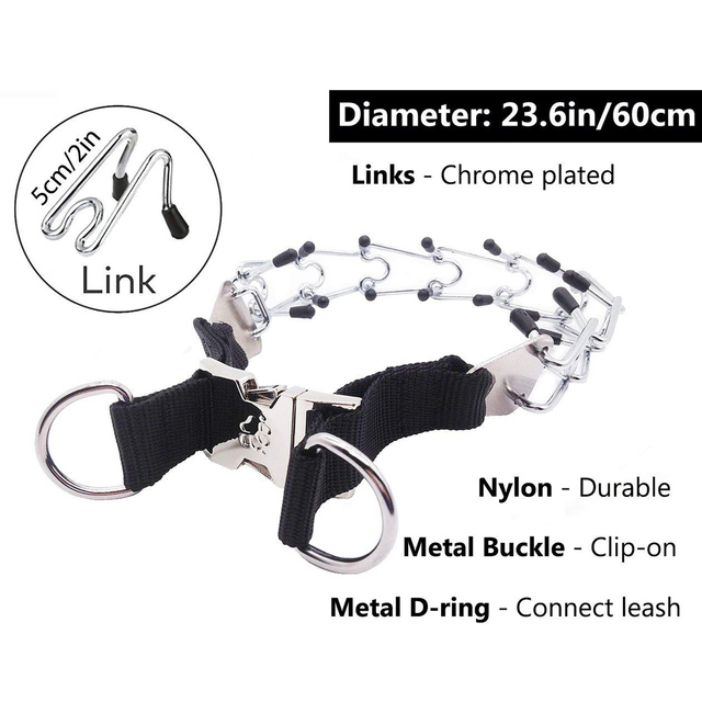 Pinch Training Collar – effective and humane training device