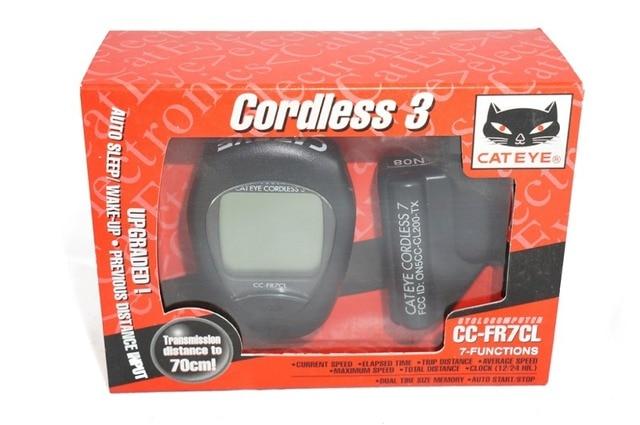 Cateye cordless 7 cc-fr7cl manual.