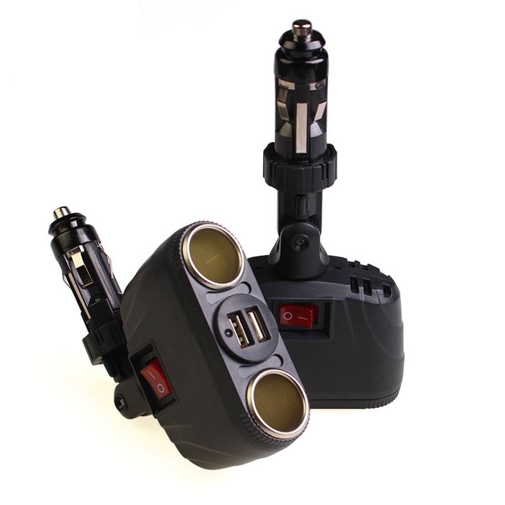 Best Design High Quality Car Charger and Cigarette Switcher