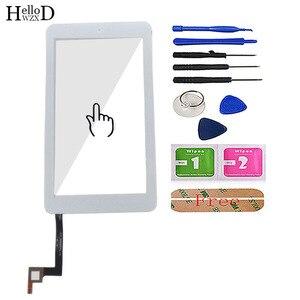 """Image 3 - 7.0 """"verre décran tactile pour Alcatel One Touch Pop 7 P310 P310A P310X écran tactile numériseur avant écran tactile panneau de verre capteur"""