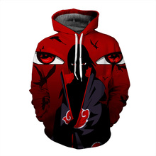 Incredible Sasuke 3d  Hoodie / Sweatshirt